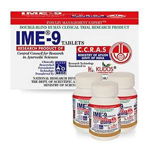 IME-9 Herbal Supplement For Diabetes In Pakistan