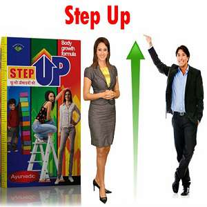 stepup herbal body growth formula